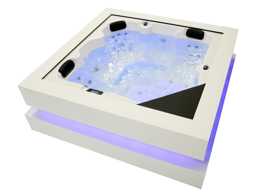 Aquavia | Cube Ergo | Hot Tub